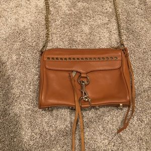 Rebecca Minkoff Mini MAC with studs
